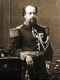 General JULIO ARGENTINO ROCA (Tucumán 17/07/1843 – Buenos Aires 19/10/1914).
