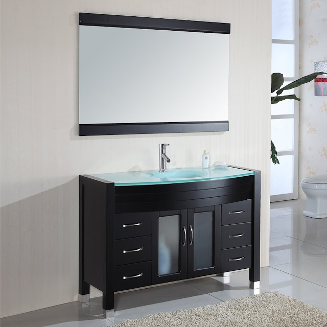 Modern Bathroom Vanity Ideas