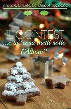 http://cucinaverdedolcesalata.blogspot.it/2013/11/il-mio-contest-e-tu-cosa-metti-sotto.html