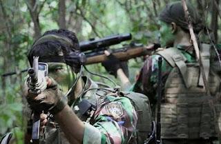 Ternyata Pasukan TNI Paling Di Segani Oleh Amerika