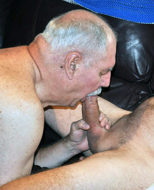 silver daddy porn - sex older gay men