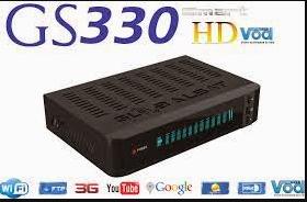 Atualizacao do receptor Globalsat GS330 V2.16