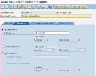 Elemento de datos