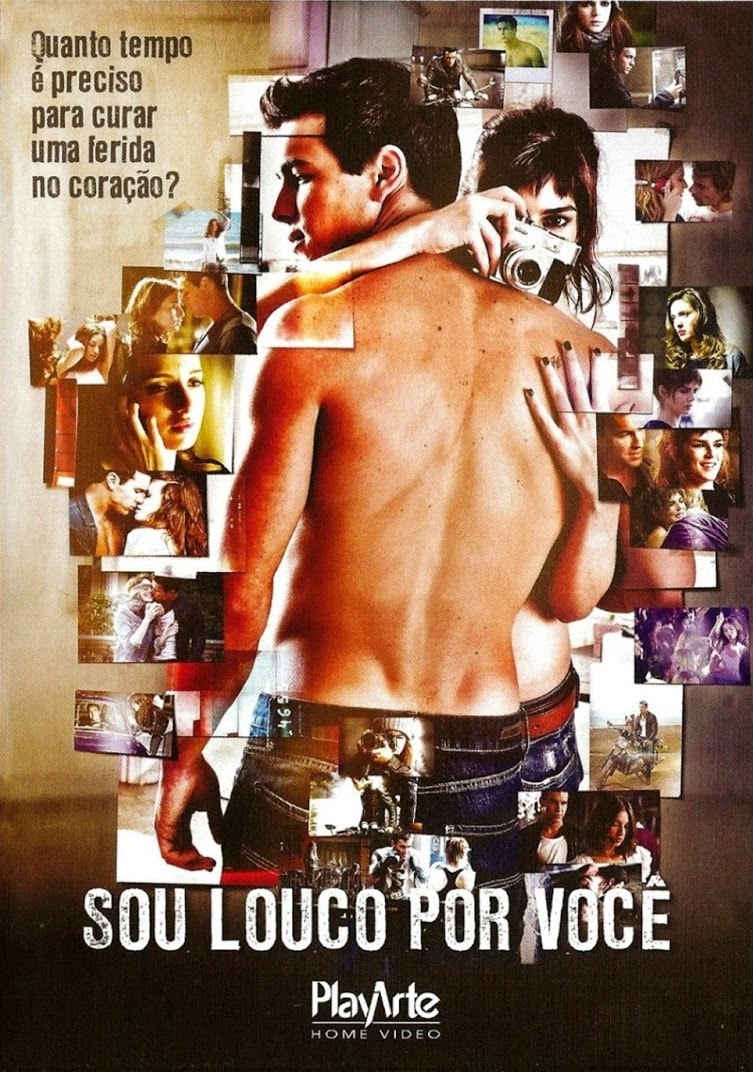 Sou Louco Por Você – Dublado (2012)