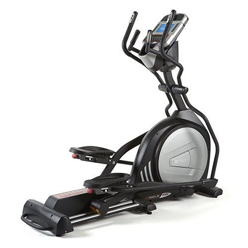 Health And Fitness Den: Sole E55 Elliptical Trainer