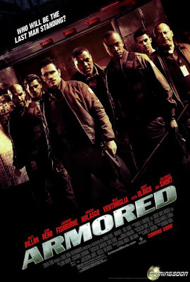 Watch Armored 2009 BRRip Hollywood Movie Online | Armored 2009 Hollywood Movie Poster
