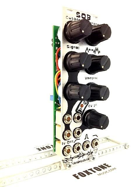 matrixsynth  animodule sob eurorack synthesizer module