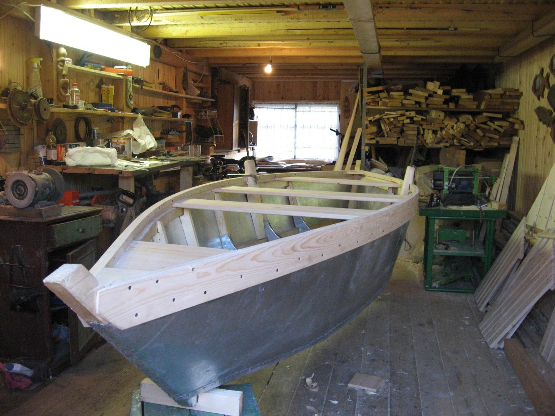 Лодки своими руками из оцинковки