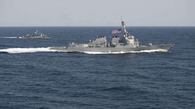 Amerika Serikat Akan Kirim Kapal Perusak ke Laut China Selatan