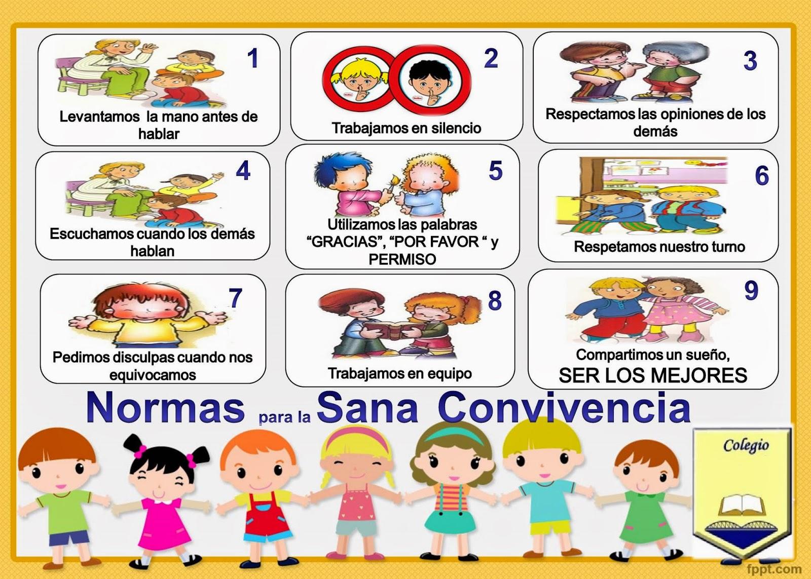 Proyecto De Grado Sobre La Convivencia Escolar | apexwallpapers.com