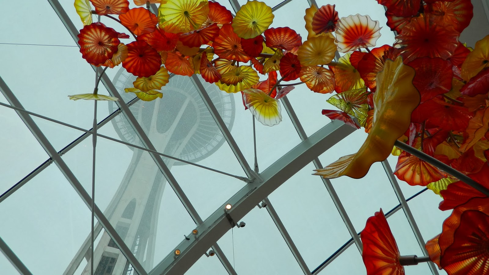 Gardenenvy Glassy Eyed In Seattle 39 S Chihuly Garden And Glass
