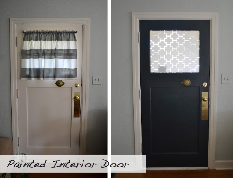 Thank you all for your comments about our front door update ! Today  title=