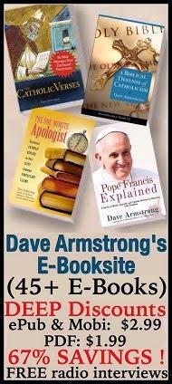 BEST CATHOLIC E-BOOK BARGAINS ANYWHERE