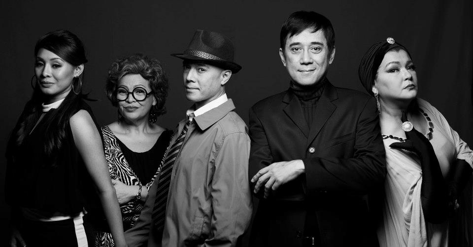 Photo Flash: Meet the Cast of Rep's NO WAY TO TREAT A LADY, 3/1-24