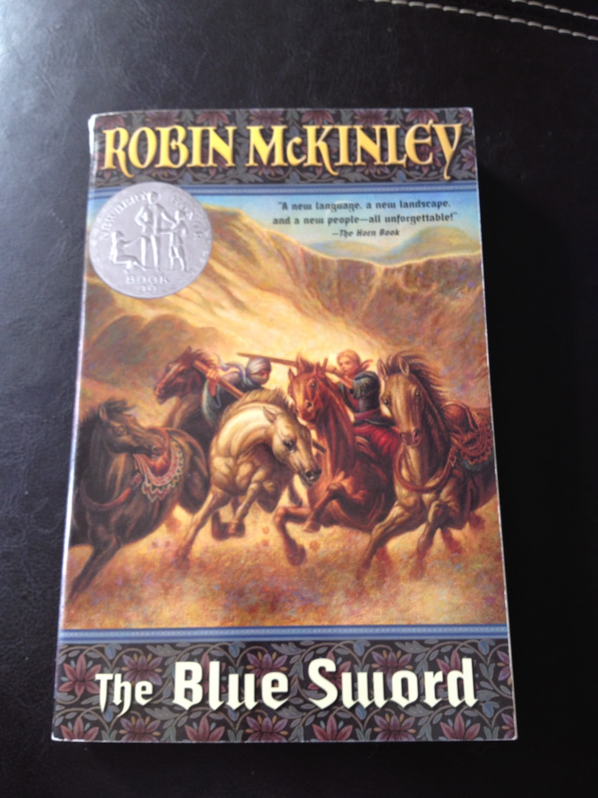 Do any one have a essay on The hero and the crown by Robin McKinley?