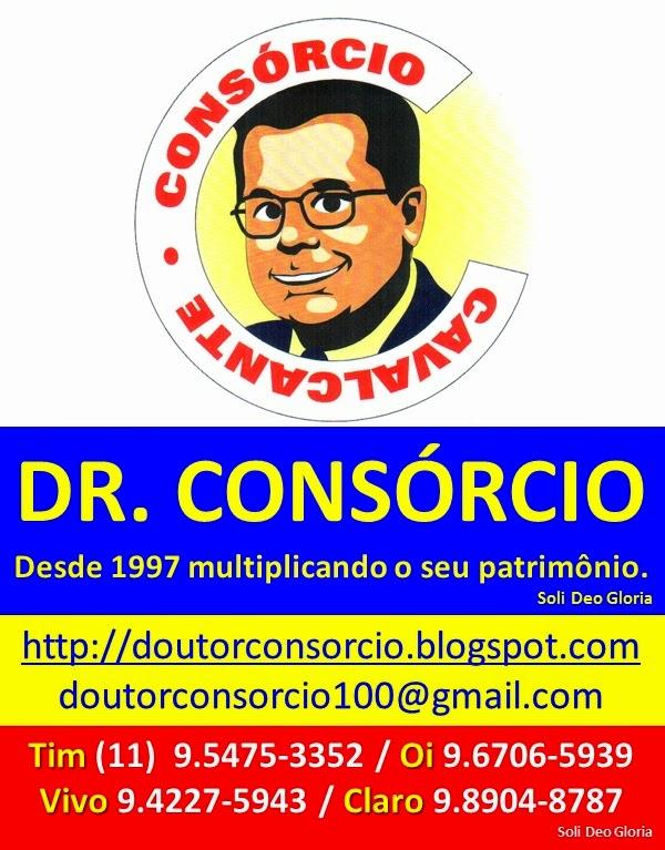 Dr. Consórcio - Desde 1997 multiplicando o seu patrimônio.