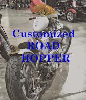 Customized ROADHOPPERブログ