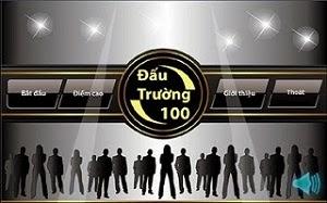 tai game dau truong 100 cho dien thoai cam ung