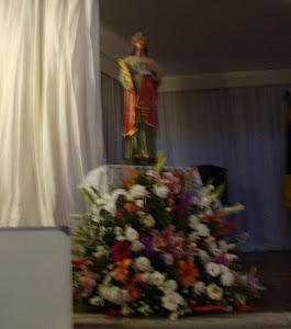 Homenagem  a  Santa  Cecília
