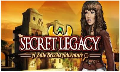 Game Name : The Secret Legacy