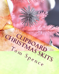 Clipboard Christmas Skits