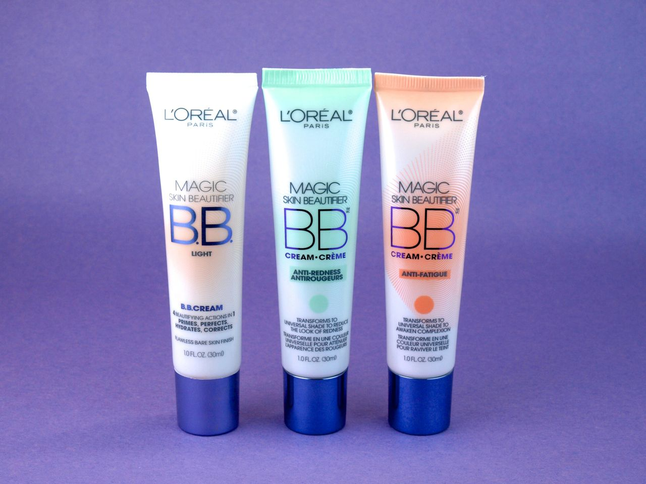 l 39 oreal magic skin beautifier bb cream in light anti. Black Bedroom Furniture Sets. Home Design Ideas