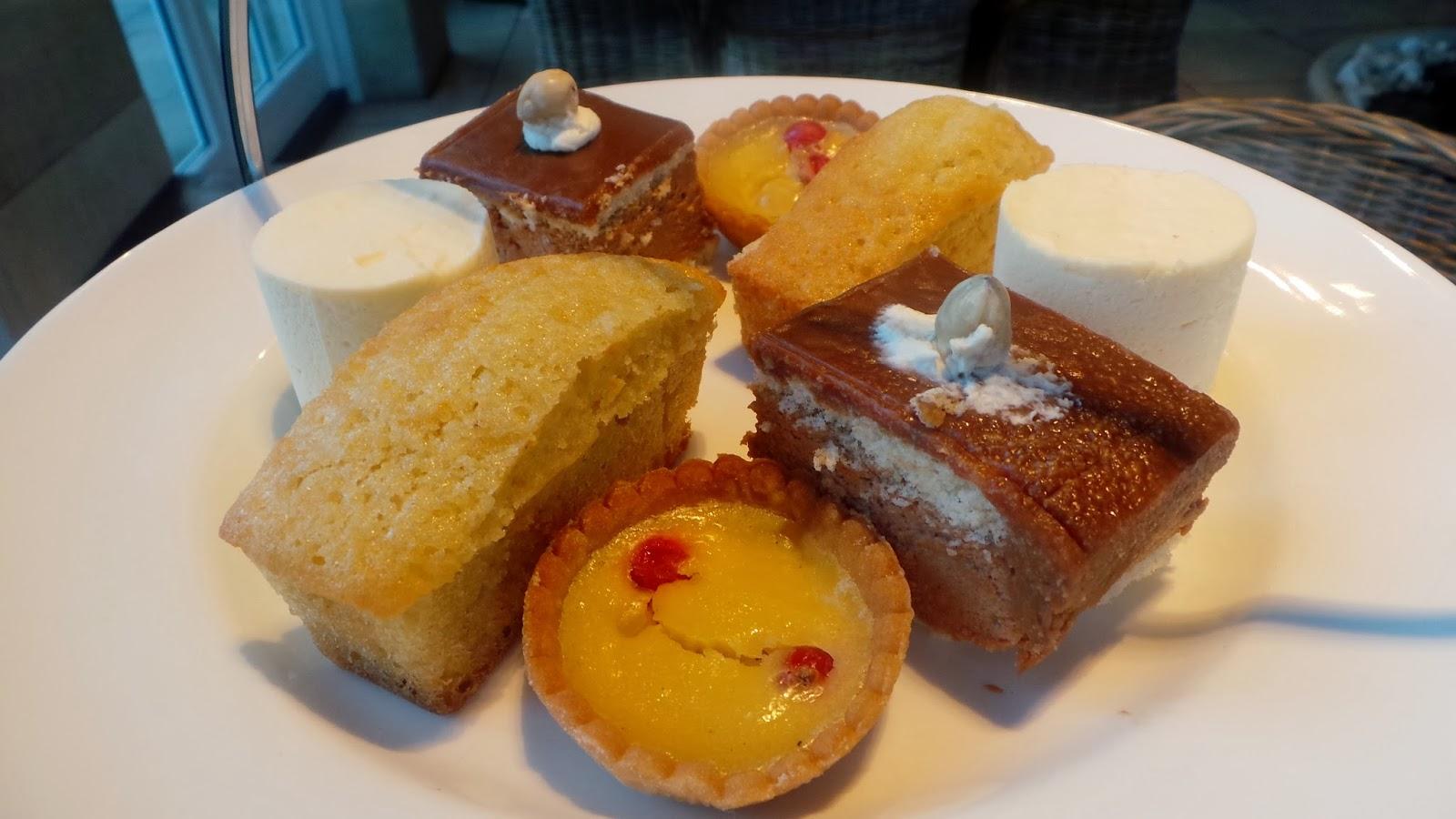 Harrogate cakes
