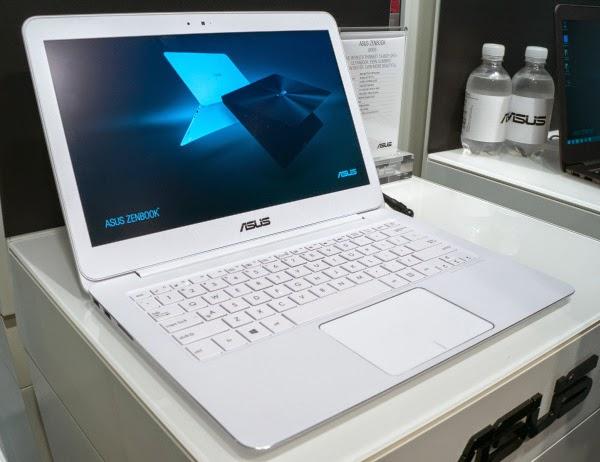 Asus Pamer Pesaing MacBook