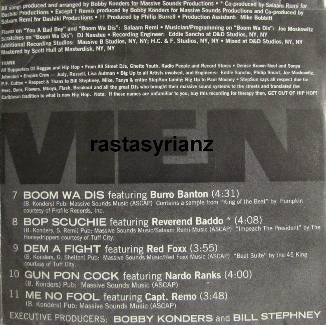Buju Banton - Bobby Red
