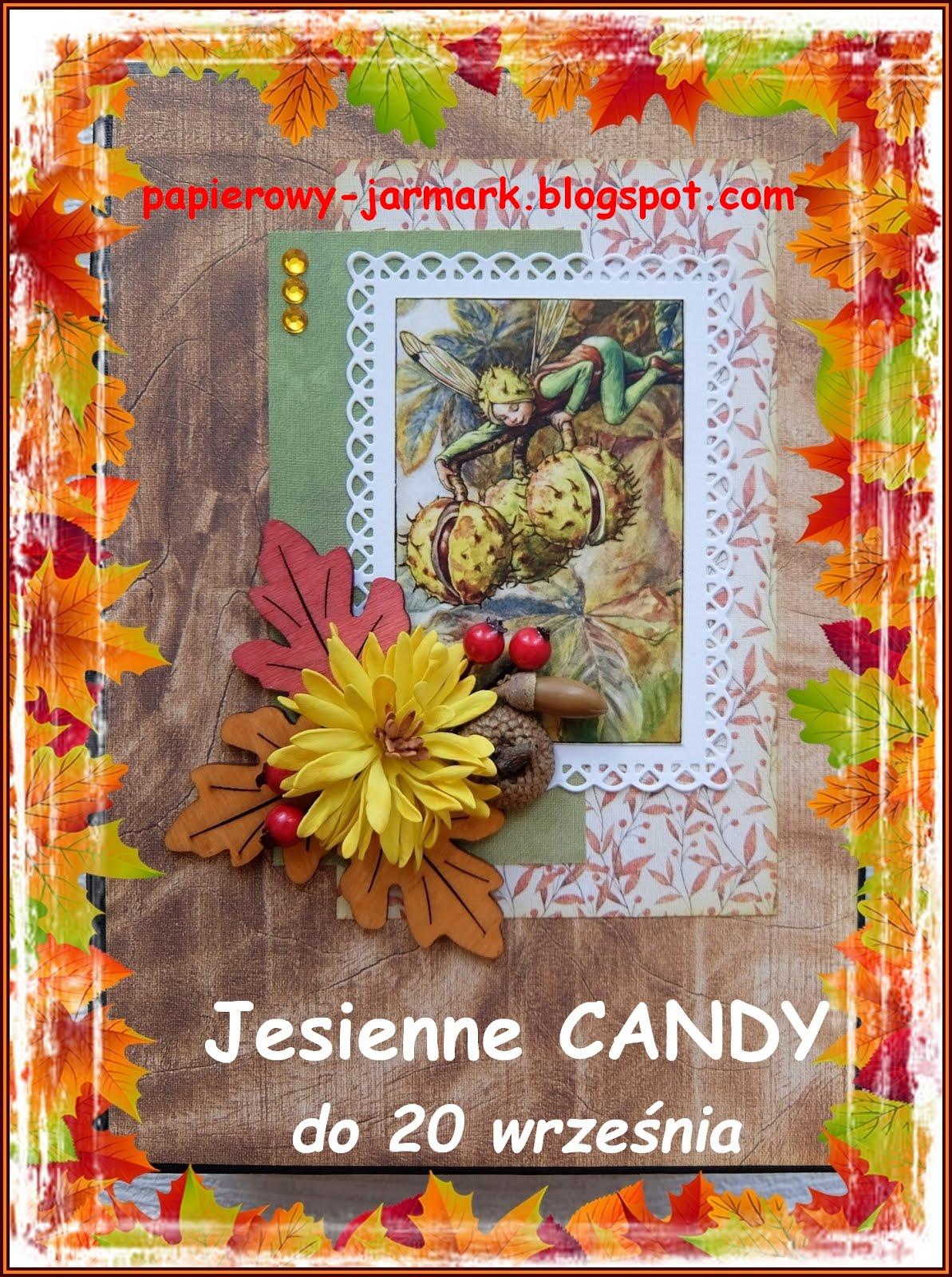 Jesienne candy