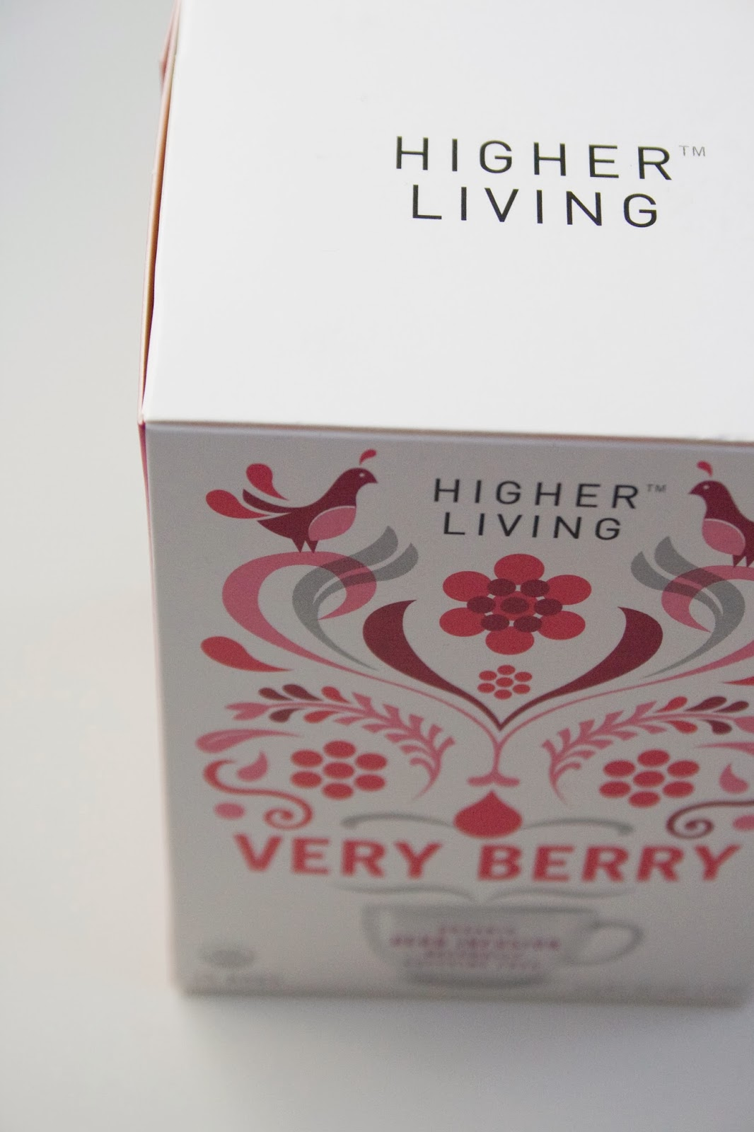 Higher Living Very Berry