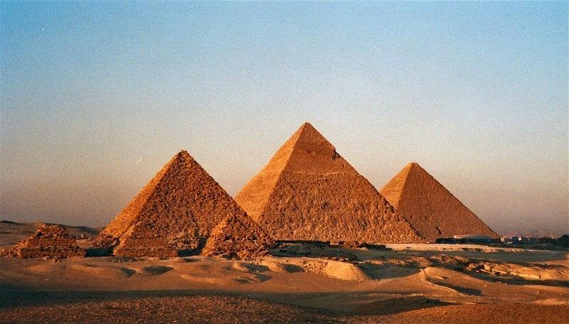 Piramida-Giza-Mesir