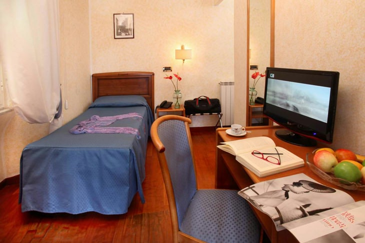 Novo Hotel Roma Via Oceano Pacifico