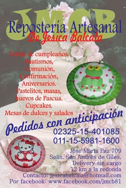 JMCB, Repostería Artesanal