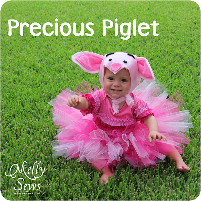 Check out all the costume tutorials from this Handmade Costume Series.  sc 1 st  Andreau0027s Notebook & Handmade Costume Series: DIY Piglet Costume Tutorial u0026 Free Pattern ...