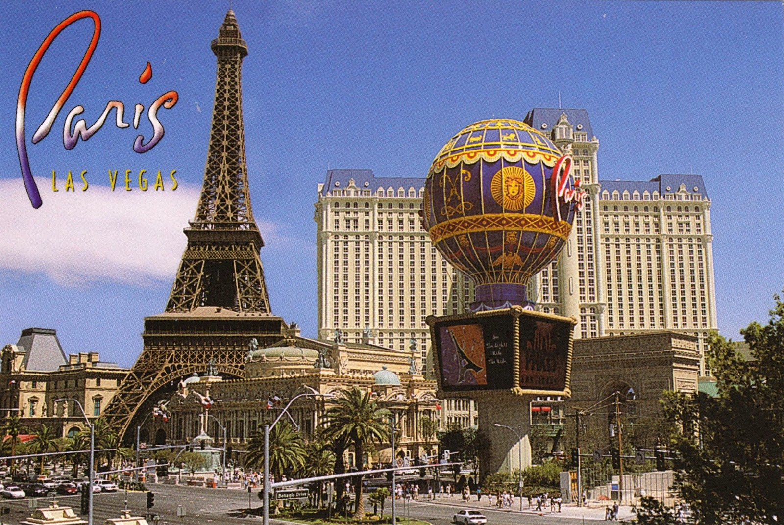 One postcard a day eiffel tower and the replicas for Hotel in eiffel tower paris