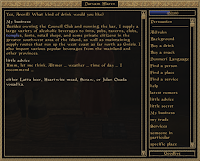Dialogue example 1