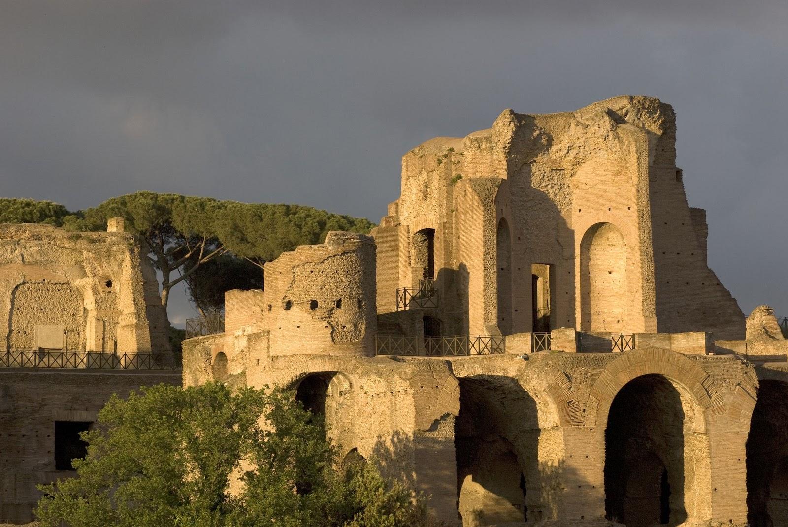 Il Palatino: visite guidate x bambini Roma 17/03/2013