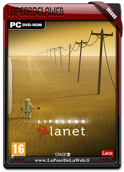 Lifeless Planet Premier Edition Multilenguaje (Castellano)