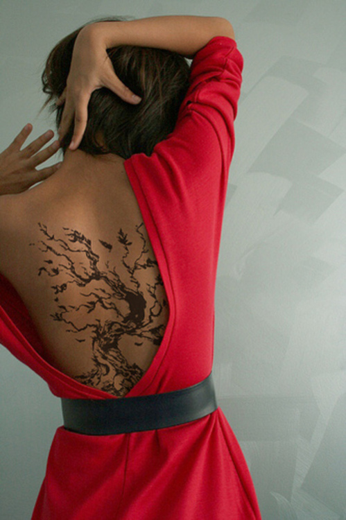 Tree Tattoo Pictures 38