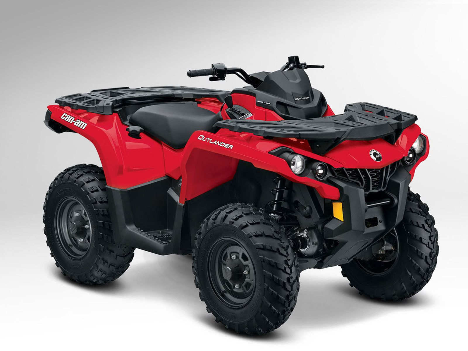 2013 Can-Am Outlander 800R ATV pictures. 480x360 pixels