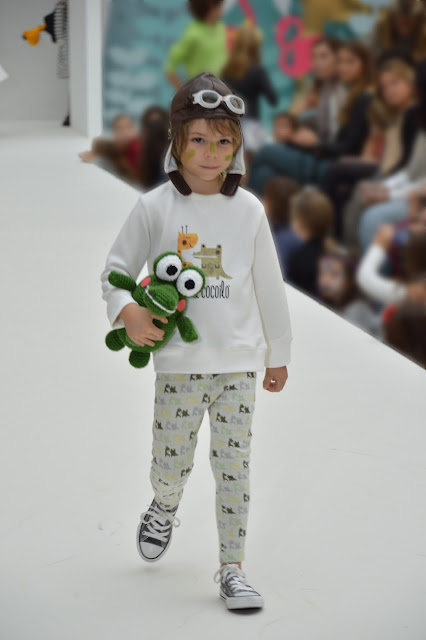 Cocó & Cocoilo by Alba Carrillo #modainfantil