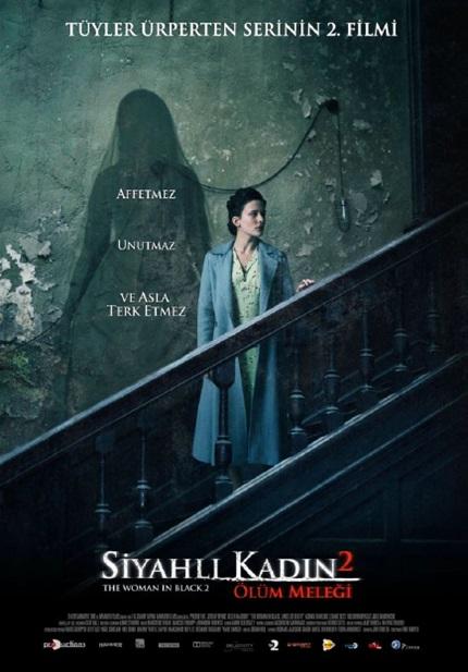 Siyahlı Kadın 2: Ölüm Meleği (2014) Mkv Film indir