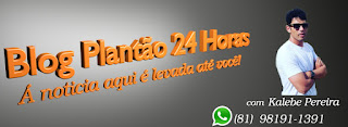 BLOG PLANTÃO 24 HORAS