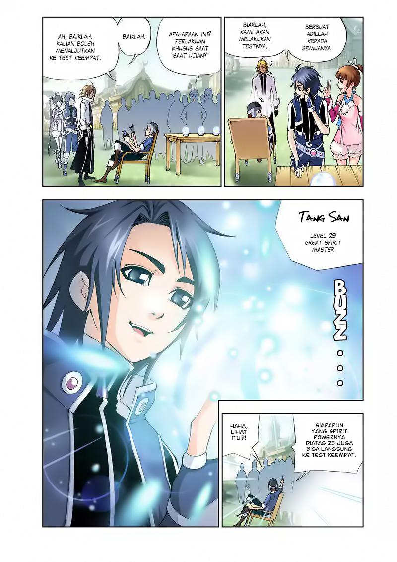 Soul Land Chapter 11