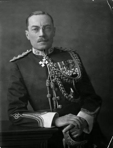 Vernon Kell  Head of MI5 (MO5) - 1909-1940