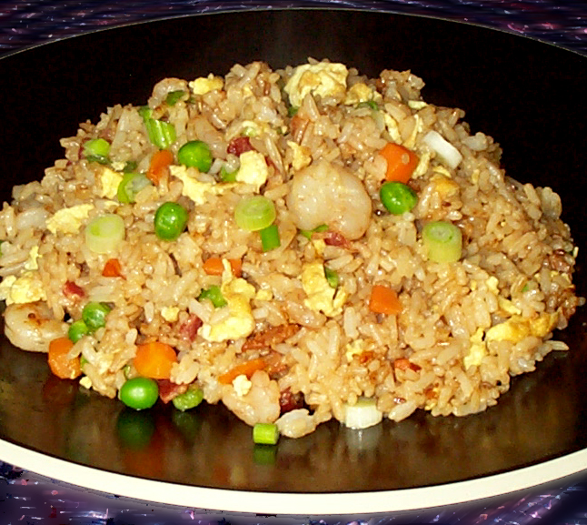 Heart & Sow's Artistic Designs Blog: Chinese Fried Rice