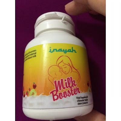 milkboostermujarab