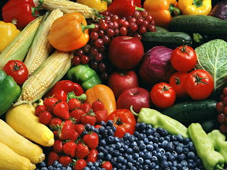 Carbohydrate  fruits, vegetables