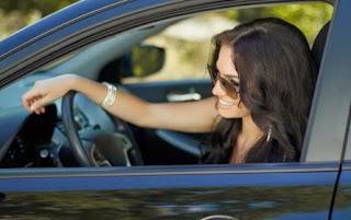 kadın şoförler ve trafik